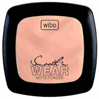 Wibo Pó Matificante Smooth'n Wear