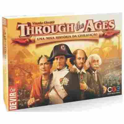 THROUGH THE AGES PT